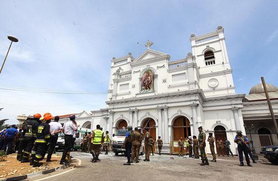 تفجيرات سريلانكا (15)