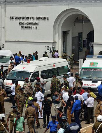 تفجيرات سريلانكا (3)