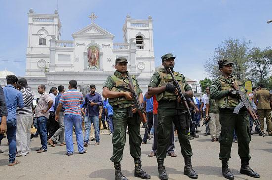 تفجيرات سريلانكا (6)
