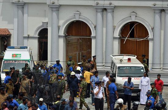 تفجيرات سريلانكا (2)