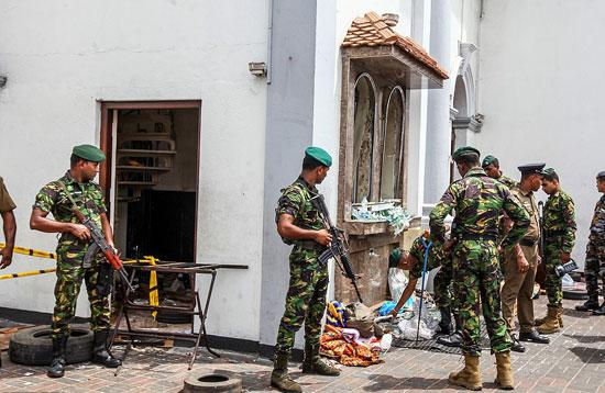 تفجيرات سريلانكا (14)