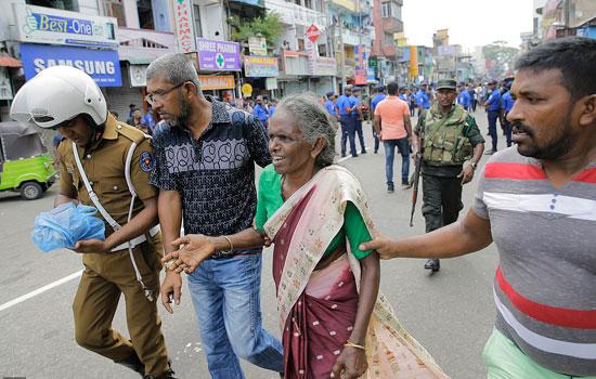 تفجيرات سريلانكا (9)