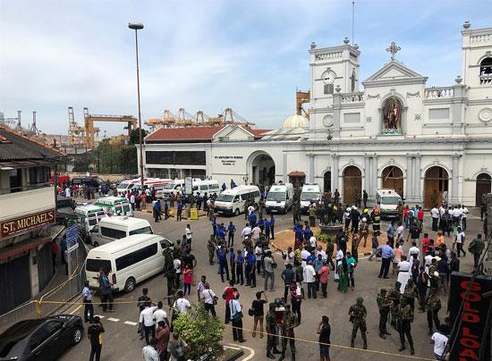 تفجيرات سريلانكا (12)