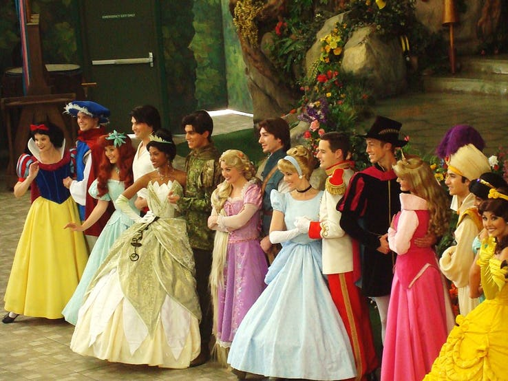 Disneyland-Princesses-Real-life