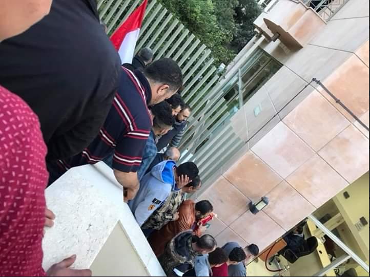 إقبال من المصريين فى لبنان على التصويت فى اليوم الأخير للاستفتاء