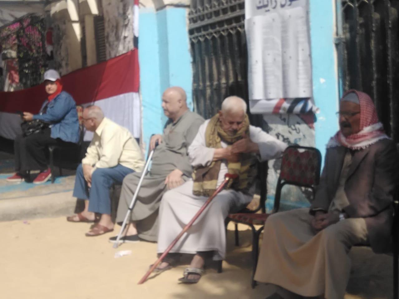استعداد المواطنين للمشاركة فى الاستفتاء