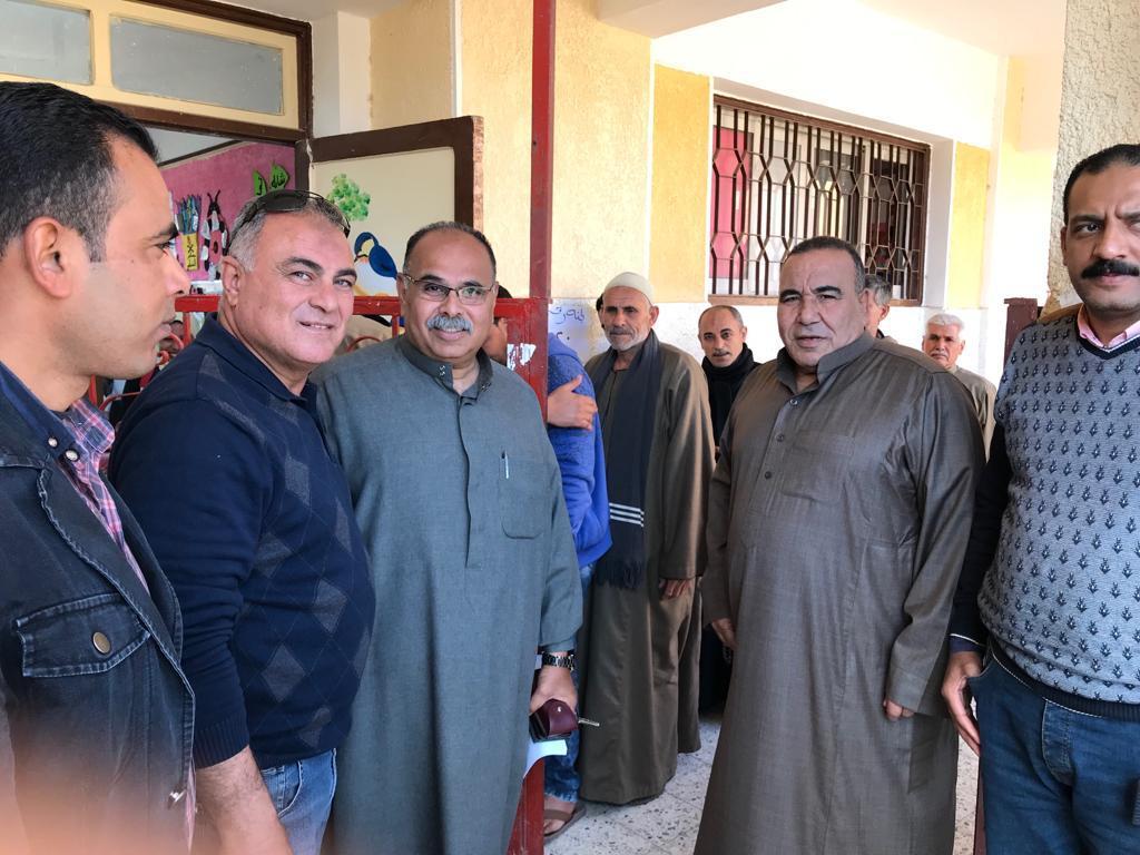 أقارب محمد صلاح