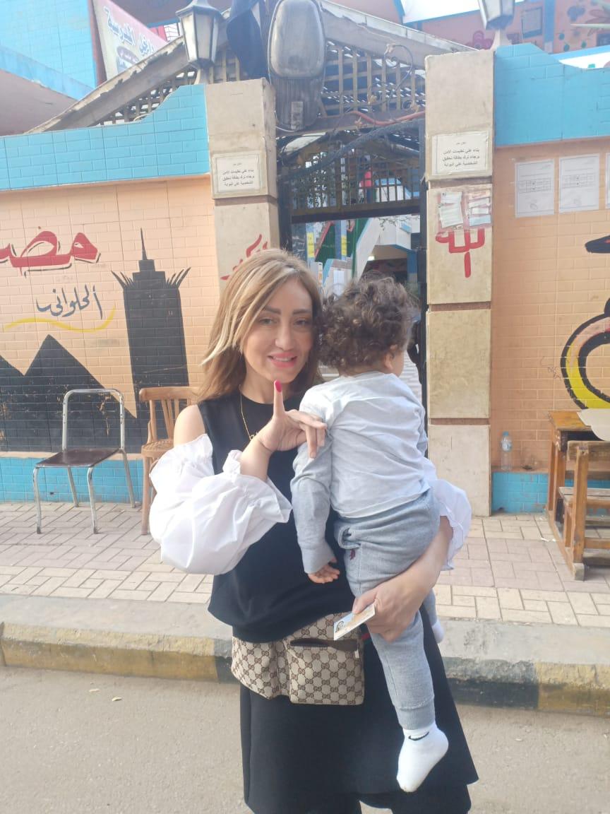 ريهام سعيد  تدلى بصوتها (3)