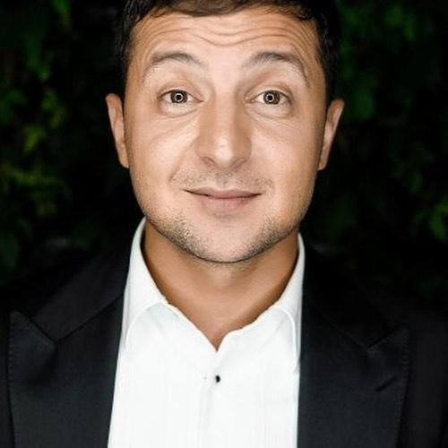 رئيس أوكرانيا الجديد