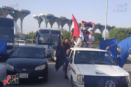 مسيرات-بالسيارات-فى-الإسماعيلية-لحث-المواطنين-على-النزول-للتصويت-على-الاستفتاء-(8)