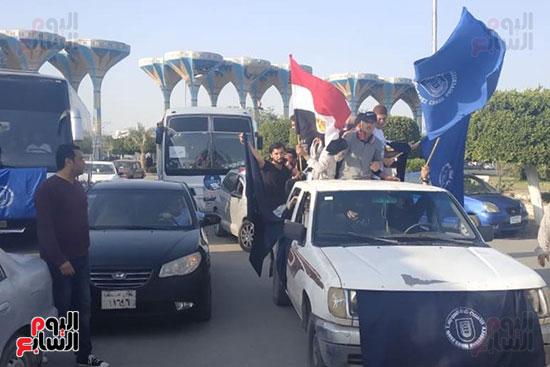 مسيرات-بالسيارات-فى-الإسماعيلية-لحث-المواطنين-على-النزول-للتصويت-على-الاستفتاء-(5)