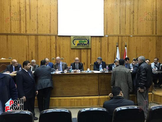 اللجنة العامة بمركز البحوث الزراعية بالجيزة (1)