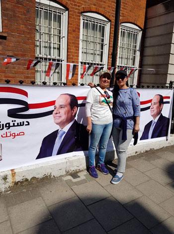 الاستفتاء على الدستور فى الخارج (29)