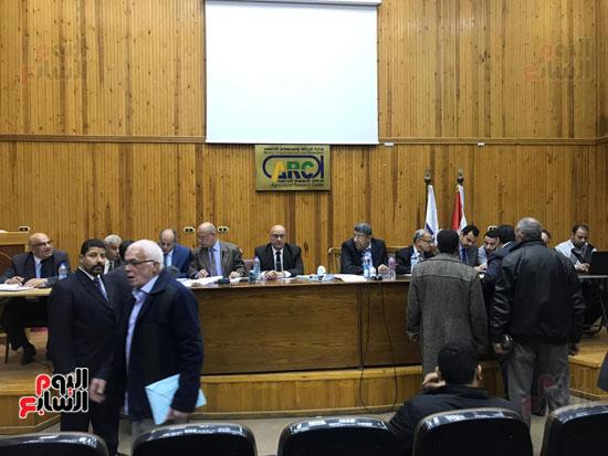 اللجنة العامة بمركز البحوث الزراعية بالجيزة (2)