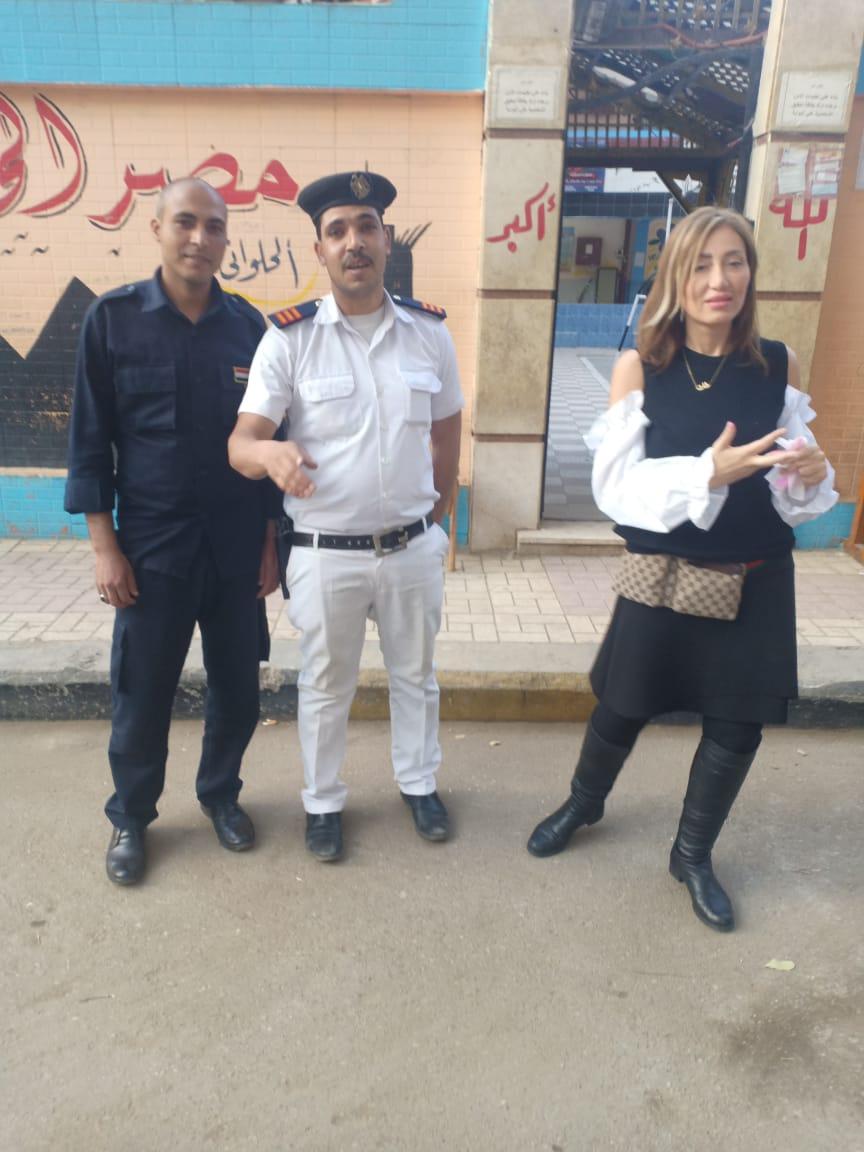ريهام سعيد  تدلى بصوتها (2)