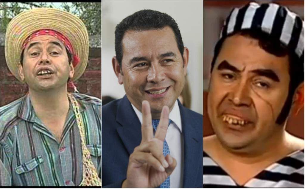 جيمي موراس تولي الرئاسة بعد مشوار كممثل كوميدي