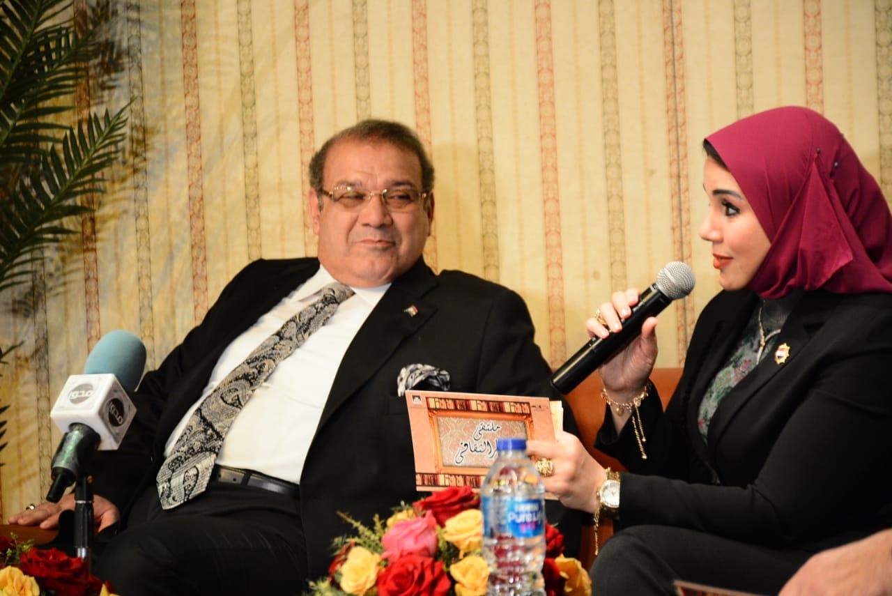 الدكتور حسن راتب رئيس مجلس أمناء جامعة سيناء (14)