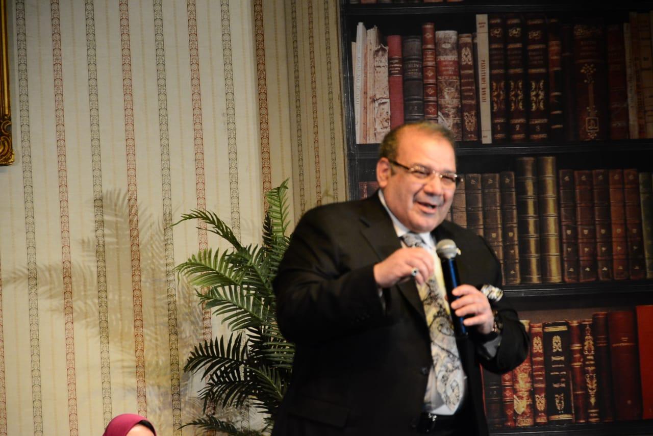 الدكتور حسن راتب رئيس مجلس أمناء جامعة سيناء (5)