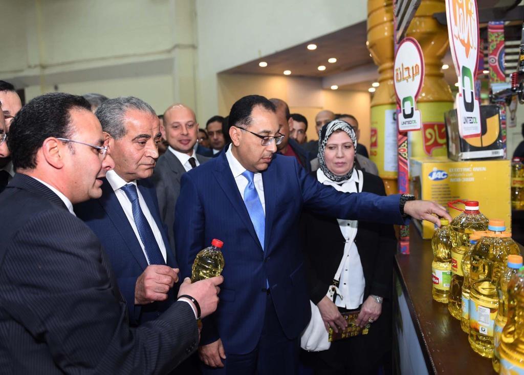 الدكتور مصطفى  مدبوبى رئيس مجلس الوزراء