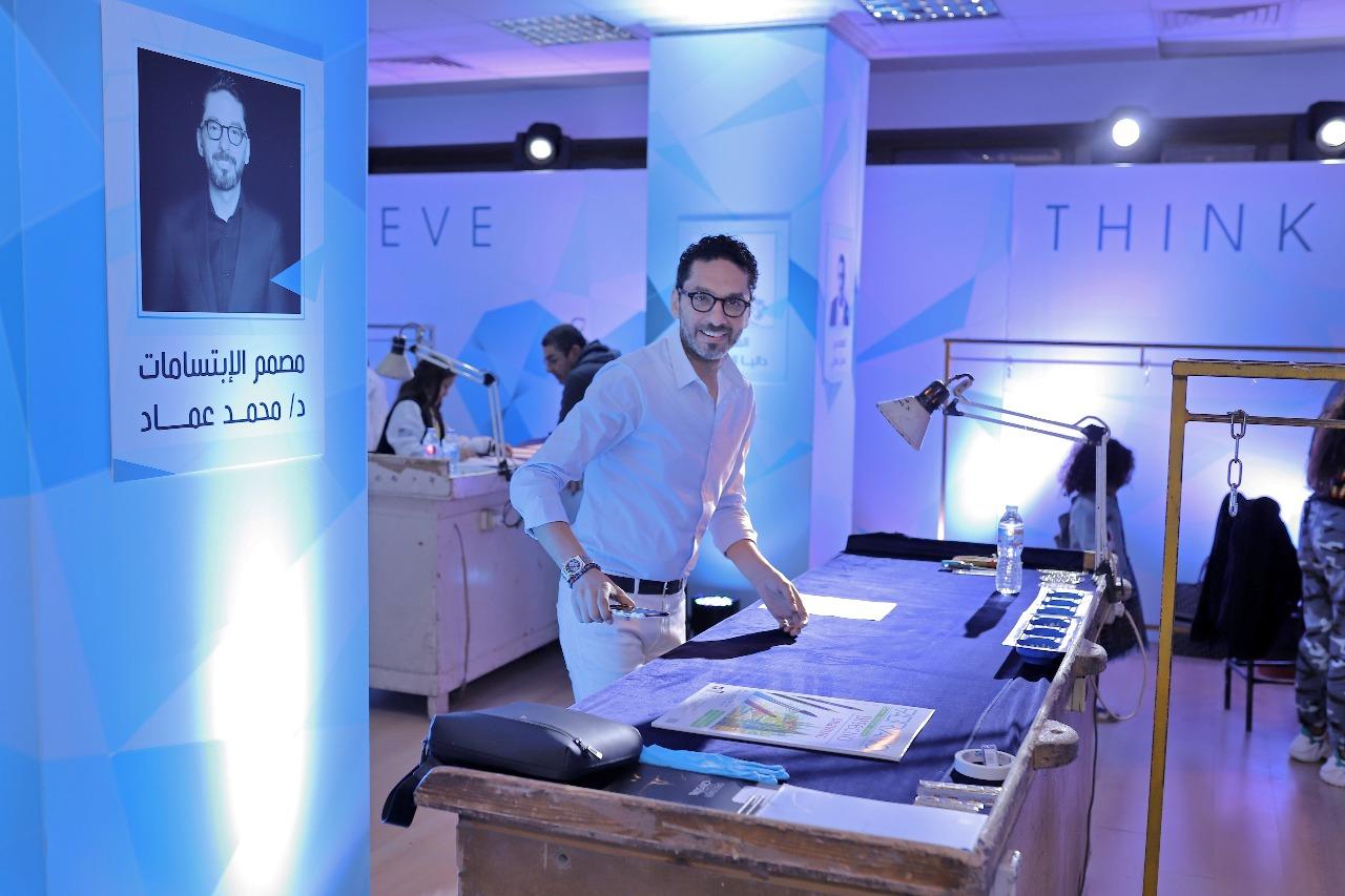 تكريم داليا البحيرى وأحمد فريد وهبة الأباصيرى من ملتقى الإبداع (3)