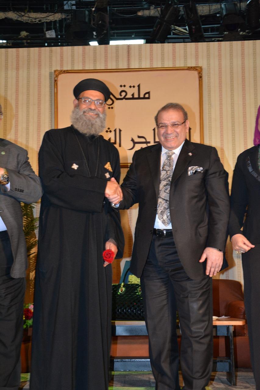 الدكتور حسن راتب رئيس مجلس أمناء جامعة سيناء (1)