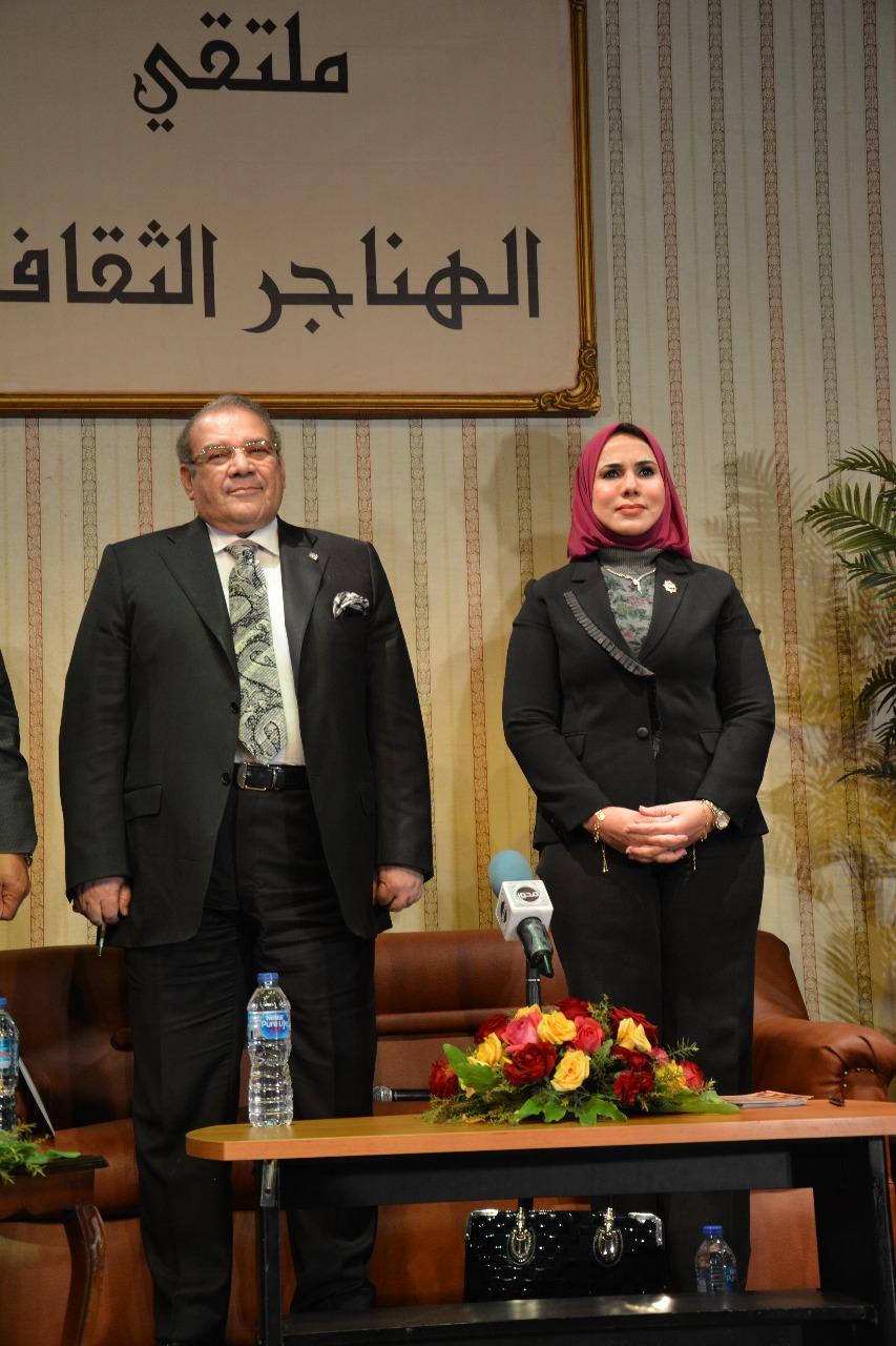 الدكتور حسن راتب رئيس مجلس أمناء جامعة سيناء (4)