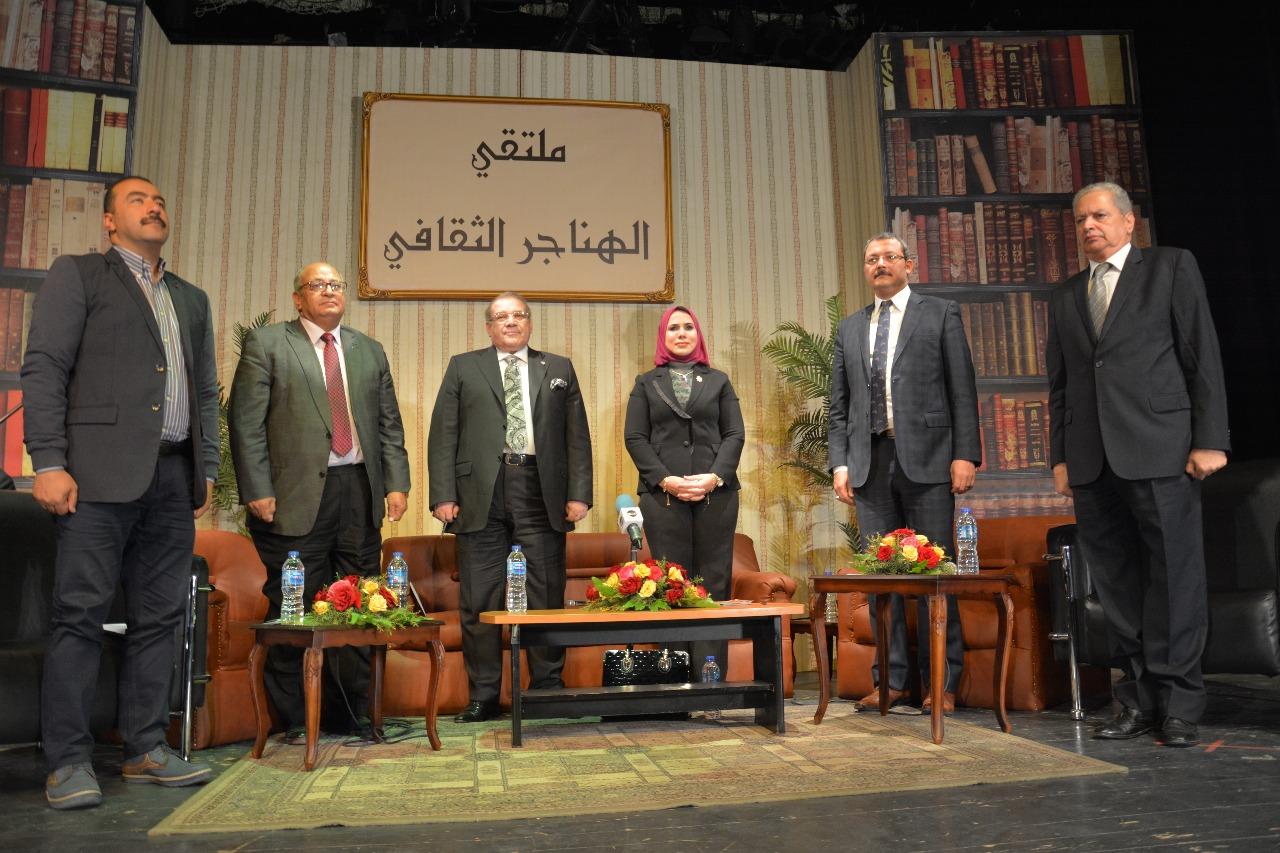 الدكتور حسن راتب رئيس مجلس أمناء جامعة سيناء (16)