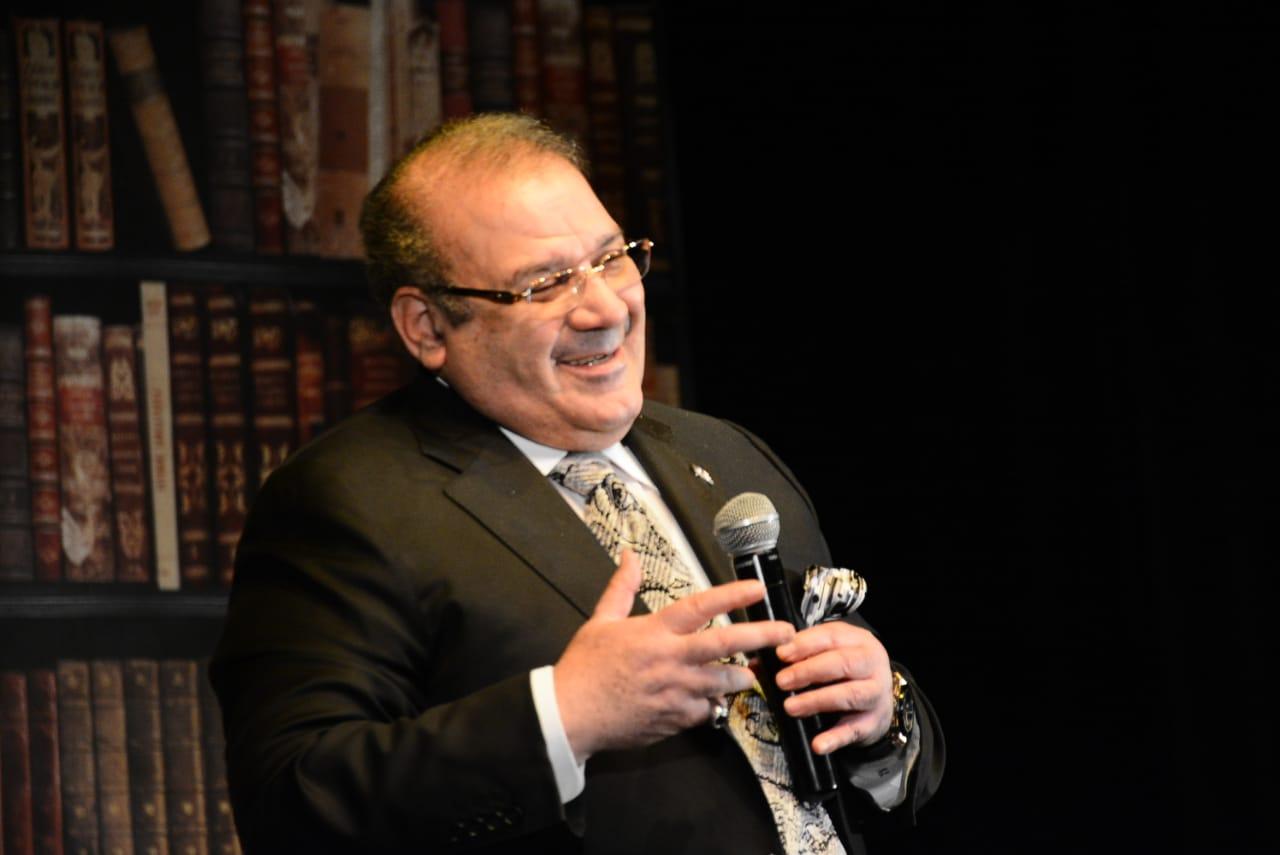 الدكتور حسن راتب رئيس مجلس أمناء جامعة سيناء (15)