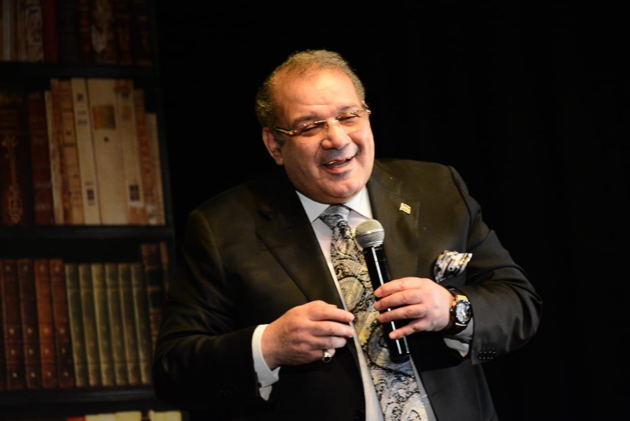 الدكتور حسن راتب رئيس مجلس أمناء جامعة سيناء (8)