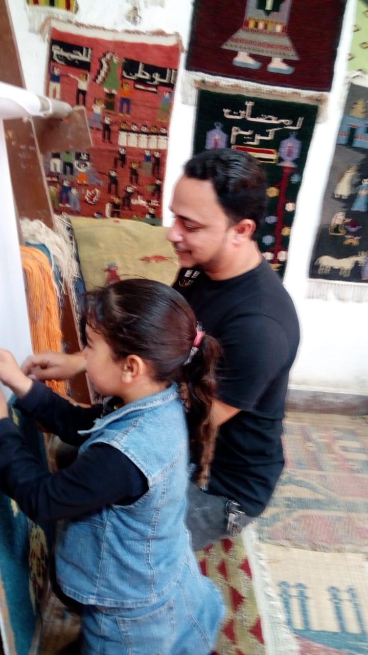 الاحتفال بذكري تحرير سيناء بقصور الثقافة (1)