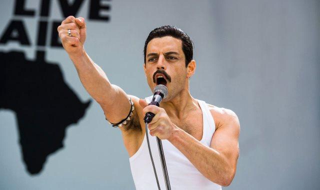دور رامى مالك الذى نال عنه جائزة الأوسكار