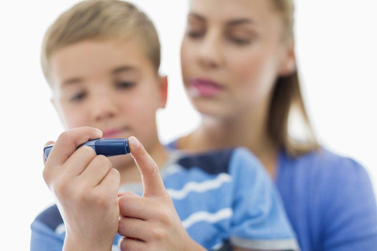 اعراض مرض السكر عند الاطفال 4