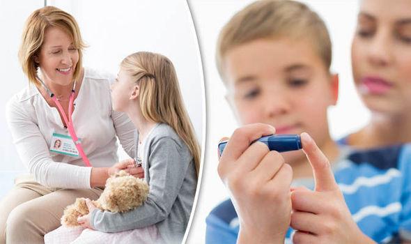 اعراض مرض السكر عند الاطفال 1