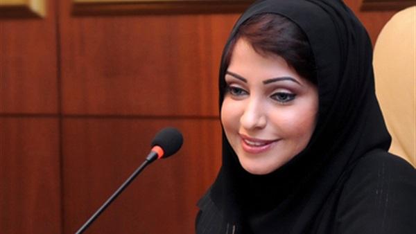 الإعلامية الإماراتية مريم الكعبى