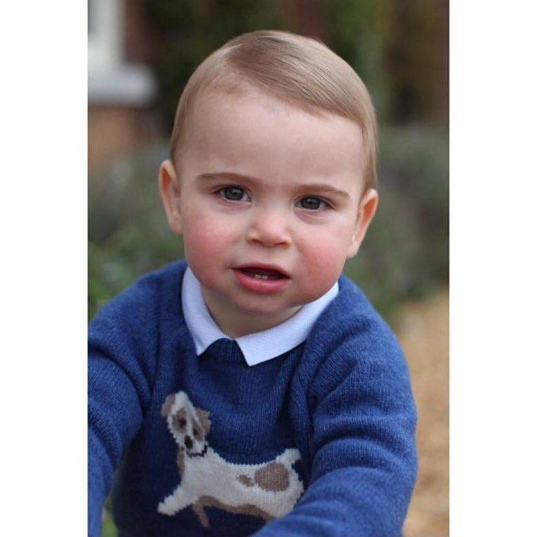 الأمير لويس نجل الأمير ويليام