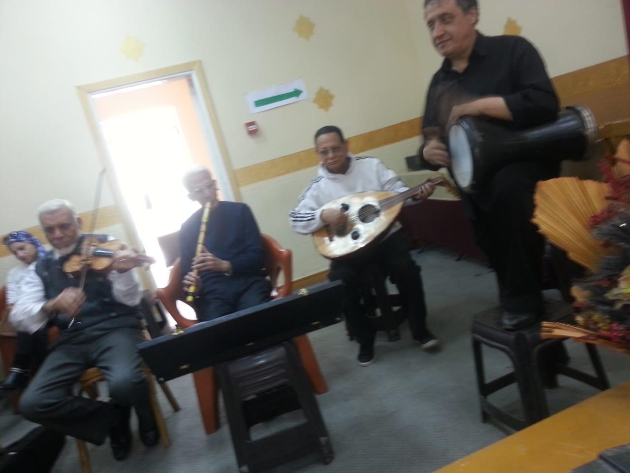 الاحتفال بذكري تحرير سيناء بقصور الثقافة (10)