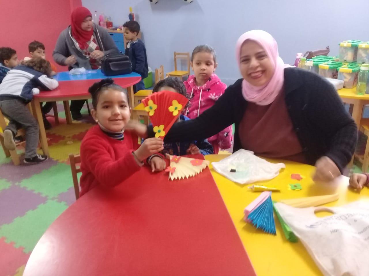 الاحتفال بذكري تحرير سيناء بقصور الثقافة (7)