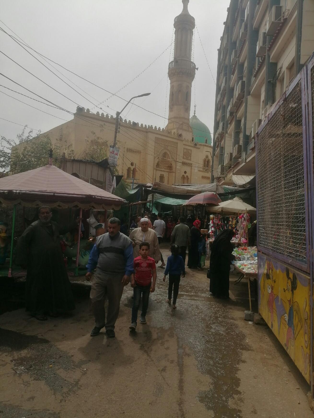 مسجد السيدة حوريه