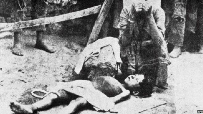 ذبح الاطفال