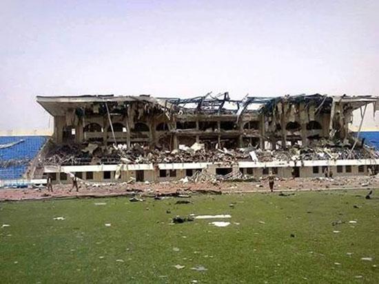 ملعب 22 مايو فى اليمن
