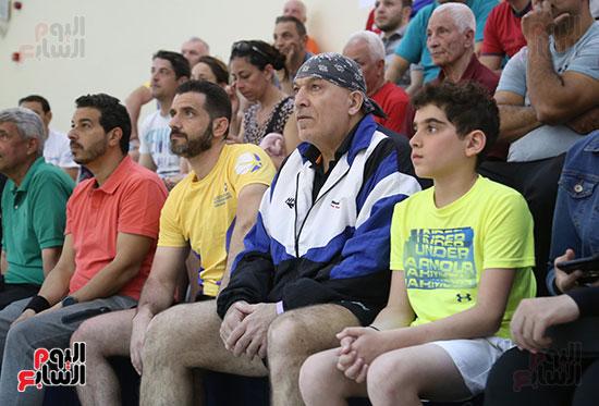 بطولة الجونة الدولية للاسكواش (4)