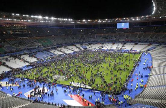 ملعب سان دوني في فرنسا
