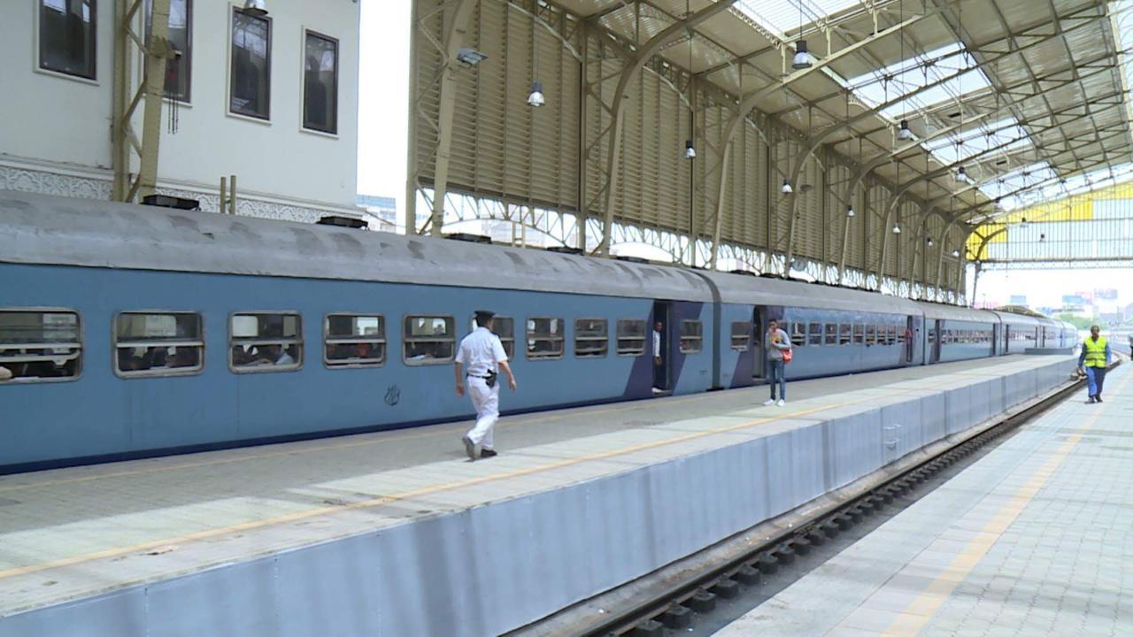 تأمين السكة الحديد