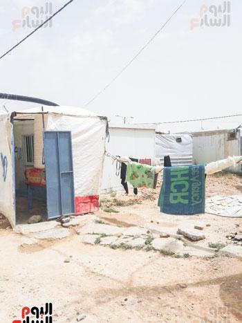 حياة السوريات والعراقيات واليمنيات داخل وخارج معسكرات اللاجئين بالأردن (5)