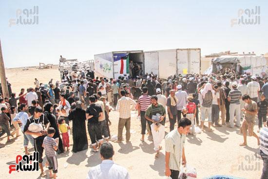 حياة السوريات والعراقيات واليمنيات داخل وخارج معسكرات اللاجئين بالأردن (6)