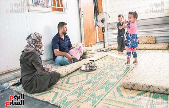 حياة السوريات والعراقيات واليمنيات داخل وخارج معسكرات اللاجئين بالأردن (3)