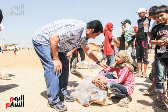 حياة السوريات والعراقيات واليمنيات داخل وخارج معسكرات اللاجئين بالأردن (7)