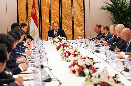 الرئيس عبد الفتاح السيسي رئيس الجمهورية (1)