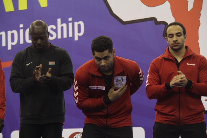 وزير الرياضة يتوج محمد إيهاب (17)