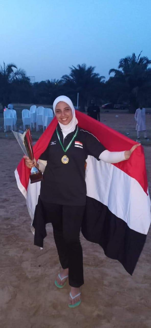 منتخب سيدات الكرة الطائرة الشاطئية  (1)